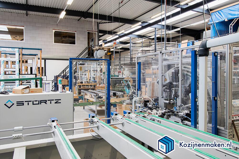 kunststof kozijnen fabriek